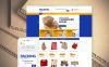 Reszponzív Csomagolás témakörű  VirtueMart sablon New Screenshots BIG