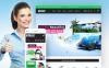 Reszponzív Elektronikai üzlet  WooCommerce sablon New Screenshots BIG
