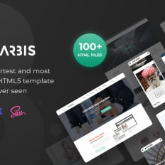 web templates for security company template monster