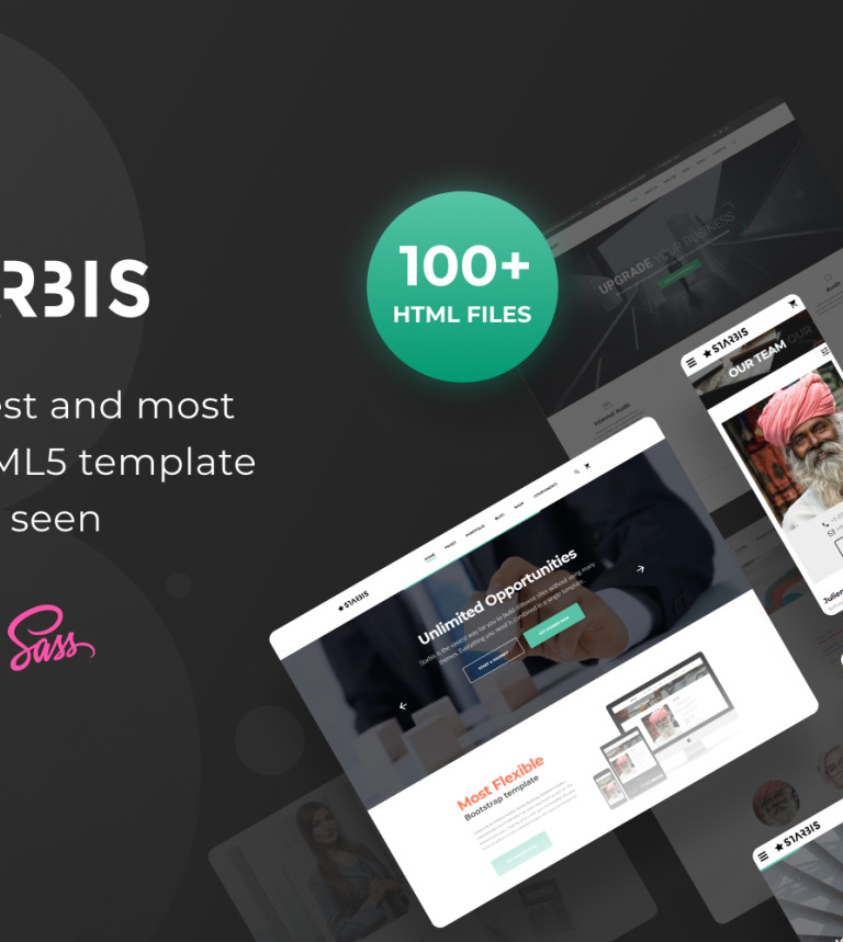 Business website template starbis business multipurpose bootstrap 4 website template big screenshot flashek Images