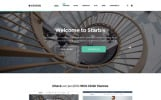 Starbis - Multipurpose Website Template For Business