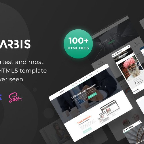 Starbis - Website Template based on Bootstrap
