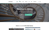 Starbis - Többfunkciós Bootstrap 4 weboldal sablon a különböző üzletek számára