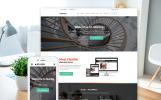 Starbis - универсальный HTML шаблон для бизнеса