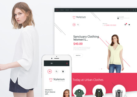 Fashion Store Online