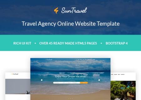 Travel Agency Online