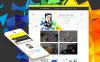Tema PrestaShop  Flexível para Sites de Lojas de Serviços de Impressão №60011 New Screenshots BIG