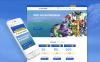 Thème Joomla adaptatif  pour site de jeux New Screenshots BIG