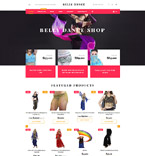Fashion Shopify Template 60100