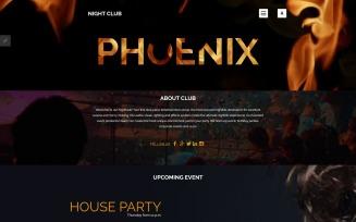 Phoenix Joomla Template