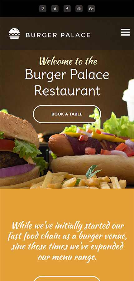 WordPress Theme/Template 60109 Main Page Screenshot