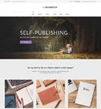 Books WordPress Template 60118