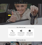 Security WordPress Template 60119