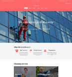 WordPress Template 60120