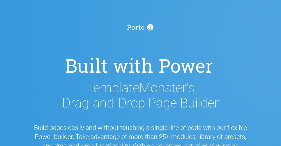 Porto - Seafaring, Transportation and Logistics WordPress Theme