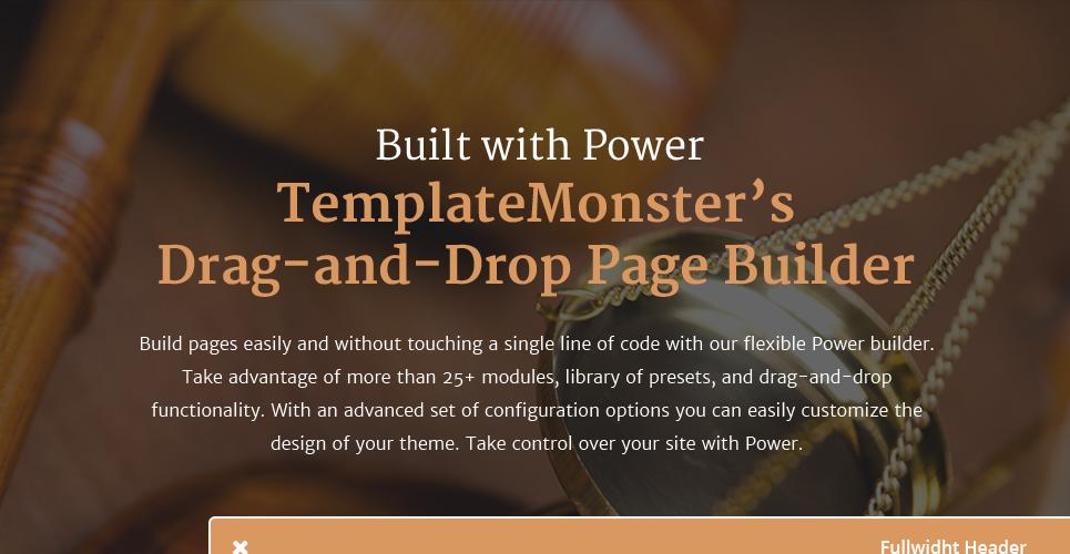 LawPress - Law Firm Responsive WordPress Theme