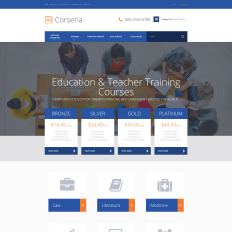 career education templates templatemonster