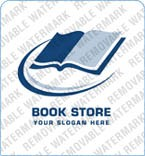 Books Logo  Template 6119