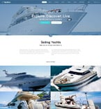 Sport Website  Template 61122