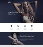 Art & Photography WordPress Template 61123