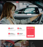 Education Website  Template 61124