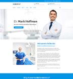 Medical Joomla  Template 61127