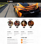 Games Joomla  Template 61139