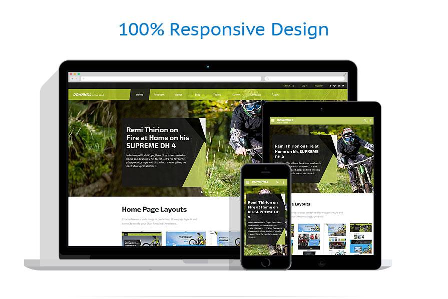 Modèles HTML5 Sport #61140
