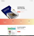 Books Landing Page  Template 61141
