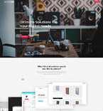 Landing Page  Template 61142