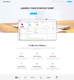 Software Landing Page  Template 61144