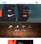 Fashion PrestaShop Template 61157