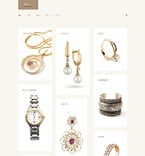 Jewelry WordPress Template 61163