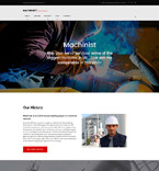WordPress Template 61167