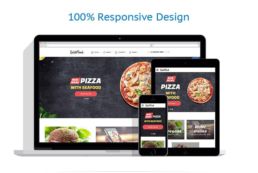 Modèles HTML5 Café et Restaurant #61177