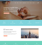 Medical Website  Template 61180