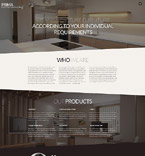 Furniture Joomla  Template 61197
