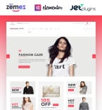 Fashion WooCommerce Template 61199