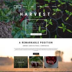 Шаблон презентаций для сельского хозяйства