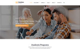 Bradstone College - Colleges & Universities Multipage Clean HTML Template Web №61185