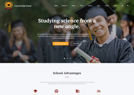 Education Programs Site