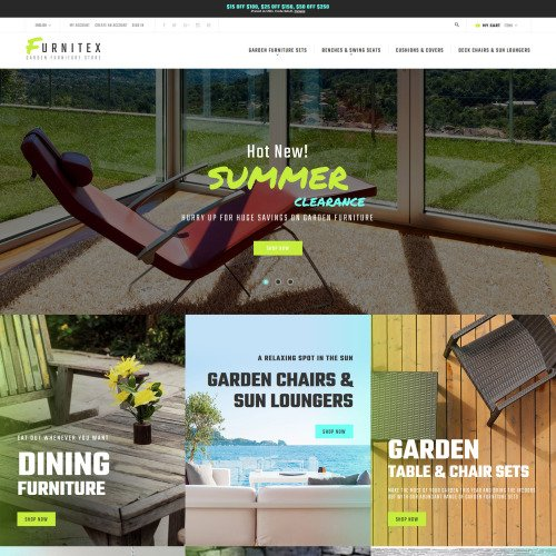 Furnitex  - Home Decor Template based on Bootstrap