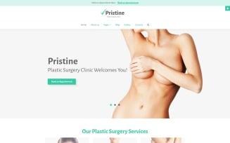 Plastic Surgery Clinic Joomla Template
