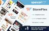 StoreFlex — Адаптивный многоцелевой OpenCart шаблон с RTL