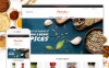 "Tema Magento Responsive #61194 ""Spiceli"" New Screenshots BIG"