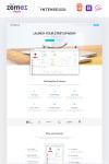 Landingpage Template für einen Webentwickler