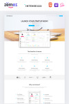 Web Developer Landing Page Template