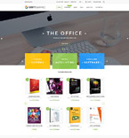Software Shopify Template 61210