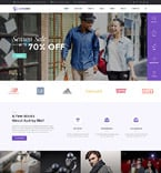 Website Template  #61211