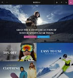 Sport Shopify Template 61217